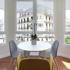 Отель Hamar Apartment by FeelFree Rentals Испания, Сан-Себастьян - отзывы, цены и фото номеров - забронировать отель Hamar Apartment by FeelFree Rentals онлайн балкон