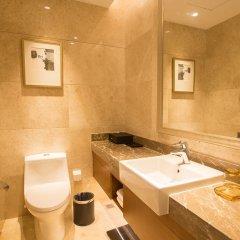 Отель Golden Tulip Suzhou Residence ванная фото 2