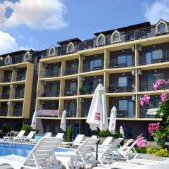 Отель Jasmine Residence Болгария, Солнечный берег - отзывы, цены и фото номеров - забронировать отель Jasmine Residence онлайн фото 3