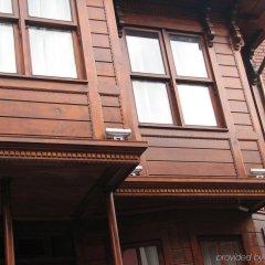 Апартаменты Emirhan Inn Apartment балкон