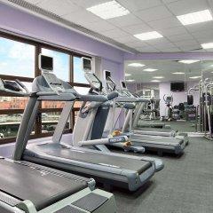 Отель Ramses Hilton фитнесс-зал