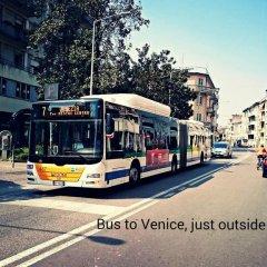 Апартаменты Residenze Venezia Apartments городской автобус