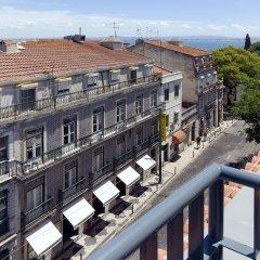 Апартаменты Hello Lisbon Castelo Apartments балкон
