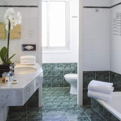 Отель Plaza Nice ванная