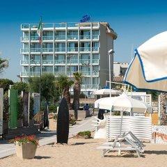 Отель Waldorf Suite Римини пляж