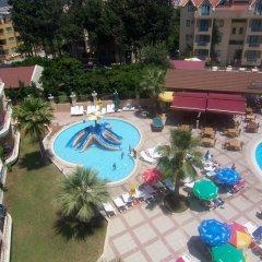 Club Green Valley Турция, Мармарис - отзывы, цены и фото номеров - забронировать отель Club Green Valley онлайн бассейн фото 3