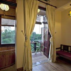 Отель Thien Thanh Boutique Хойан комната для гостей фото 2