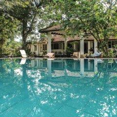 Отель Plantation Villa Ayurveda Yoga Resort бассейн