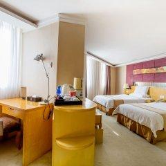 Отель Louis Hotel Zhongshan Китай, Чжуншань - отзывы, цены и фото номеров - забронировать отель Louis Hotel Zhongshan онлайн комната для гостей фото 3