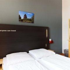 Отель A&o Leipzig Hauptbahnhof Лейпциг комната для гостей фото 3