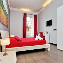 Отель Relais At Via Veneto Италия, Рим - отзывы, цены и фото номеров - забронировать отель Relais At Via Veneto онлайн комната для гостей фото 5