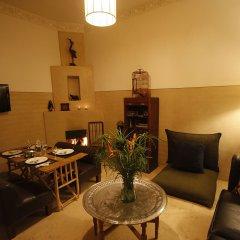 Отель Riad Dar Massaï Марокко, Марракеш - отзывы, цены и фото номеров - забронировать отель Riad Dar Massaï онлайн комната для гостей фото 2