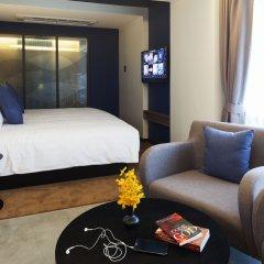 U Sukhumvit Hotel Bangkok Бангкок комната для гостей фото 4