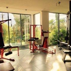 Отель Villa Tivoli Меран фитнесс-зал