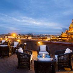 Лотте Отель Санкт-Петербург гостиничный бар