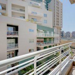 Отель 1 Bedroom Sliema Apartment, Best Location Мальта, Слима - отзывы, цены и фото номеров - забронировать отель 1 Bedroom Sliema Apartment, Best Location онлайн балкон