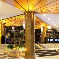 Отель JW Marriott Cannes Франция, Канны - 2 отзыва об отеле, цены и фото номеров - забронировать отель JW Marriott Cannes онлайн интерьер отеля