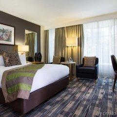 Отель Crowne Plaza London - The City Великобритания, Лондон - отзывы, цены и фото номеров - забронировать отель Crowne Plaza London - The City онлайн комната для гостей фото 5