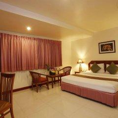 Отель Orchid Resortel комната для гостей фото 4