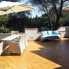 Отель Bed and Breakfast La Villa Бари бассейн