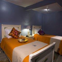 Отель Parque Mexico Мехико комната для гостей фото 3