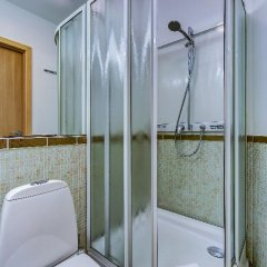 Мини-Отель Поликофф Стандартный номер с разными типами кроватей фото 19