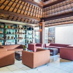Отель Matahari Bungalow гостиничный бар