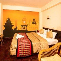 Отель Kathmandu Eco Hotel Непал, Катманду - отзывы, цены и фото номеров - забронировать отель Kathmandu Eco Hotel онлайн комната для гостей фото 2