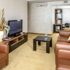 Гостиница Байкал Бизнес Центр 4* Стандартный номер разные типы кроватей фото 12