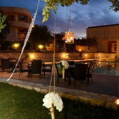 Hotel Ristorante Colle Del Sole Альберобелло фото 3