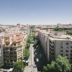 Отель Courtyard by Marriott Madrid Princesa фото 5