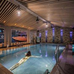 Grandes Alpes Hotel бассейн