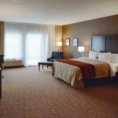Отель Comfort Inn & Suites с домашними животными