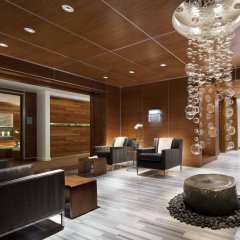 Vdara Hotel & Spa at ARIA Las Vegas интерьер отеля