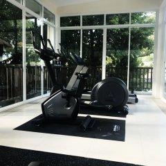 Patong Lodge Hotel фитнесс-зал фото 2