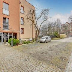 Апартаменты Dom & House Apartments Monte Cassino - Chopina Сопот парковка