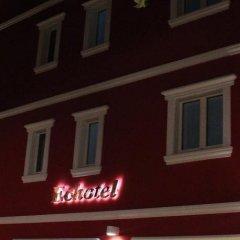 Отель Echotel Порто Реканати сейф в номере