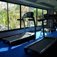 Отель Baan Yuree Resort And Spa Пхукет фитнесс-зал