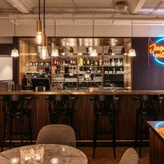 Отель Shani Salon Вена гостиничный бар