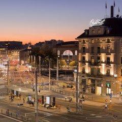 Отель Central Plaza Hotel Швейцария, Цюрих - 5 отзывов об отеле, цены и фото номеров - забронировать отель Central Plaza Hotel онлайн фото 4
