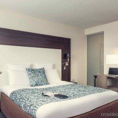Отель Mercure Paris Porte d'Orléans Франция, Монруж - отзывы, цены и фото номеров - забронировать отель Mercure Paris Porte d'Orléans онлайн комната для гостей фото 3