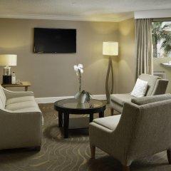 Отель Jw Marriott Santa Monica Le Merigot Санта-Моника комната для гостей фото 3