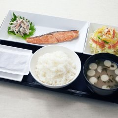 Отель UNIZO INN Tokyo Hatchobori питание