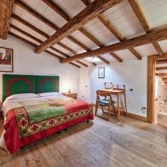 Отель Agriturismo Casa Pisani Италия, Лимена - отзывы, цены и фото номеров - забронировать отель Agriturismo Casa Pisani онлайн комната для гостей фото 3