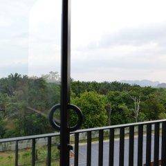 Отель The Chill at Krabi Hotel Таиланд, Краби - отзывы, цены и фото номеров - забронировать отель The Chill at Krabi Hotel онлайн балкон
