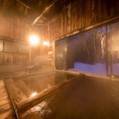 Отель Miyakowasure Natsuse Onsen Дайсен бассейн