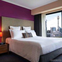 Отель Pullman Sydney Hyde Park комната для гостей фото 4
