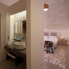 Отель Masseria Amastuola Wine Resort Криспьяно ванная