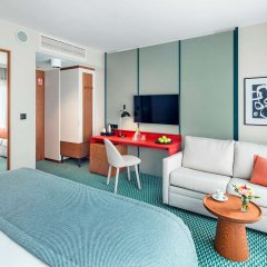 Best Western Premier Hotel City Center Вроцлав комната для гостей фото 4