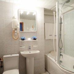 Ангара Отель ванная